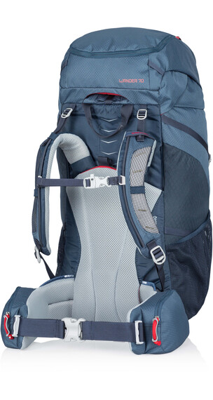 Gregory Youth Wander 70 Navy Blue Red
